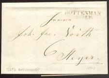 ÖSTERREICH 1847 VORPHILABRIEF von ROTTENMAN nach STEYER(D1083