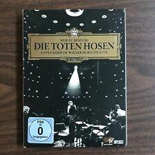 DIE TOTEN HOSEN UNPLUGGED IM WIENER BU PAL/REGION 0 2005 DVD