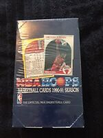 1990 Hoops Series One Basketball Lots Of 5 Factory Seals Wax Boxes 36 Packs Each