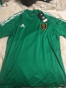 MLS Adidas Formotion Official Jersey Real Salt Lake BNWT size L or XL