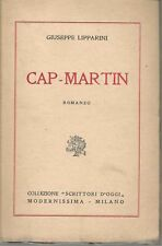 CAP-MARTIN - GIUSEPPE LIPPARINI