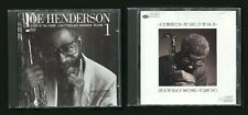 Joe Henderson: State of the Tenor: Live at the Village Vanguard V. 1 & 2 | 2 CDs