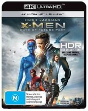 X-Men - Days Of Future Past 4K Blu-Ray + UHD + UV : NEW 4K Ultra HD