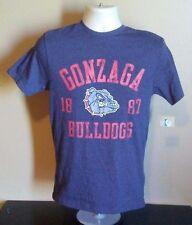 *New* With Tags Men'S Small Gonzaga Bulldogs Shirt