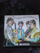 The Beatles -- From Mathew street to Abbey road  CD
