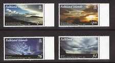 FALKLAND ISLANDS Clouds issued on 09-12-15 marginal MNH
