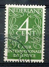 Nederland Dienst 26 gestempeld