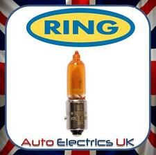 Brand New Quality Ring 12v 21w Bay9s Hy21w Miniature-Amber Indicator bulb New