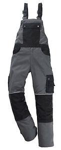 Reindl Latzhose Professional Line grau/schwarz