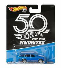 2018 Hot Wheels 50th Anniversary Favorites '71 Datsun Bluebird 510 Wagon SEALED