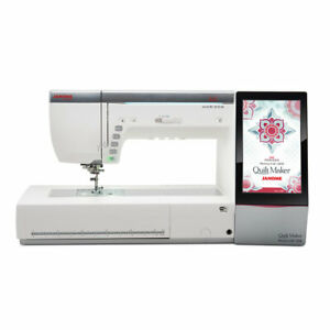 *NEW* Janome Horizon Memory Craft 15000 Quilt Maker MC15000QM