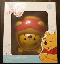 New Disney Baby Winnie the Pooh - PoohTumbler Toy - 6+ months