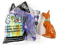 Scooby-Doo Wendy's Kids Meal Van Light Mystery SIP & Scooby-Doo Figure Loose