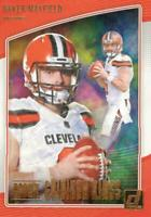 2018 Panini Donruss Gridiron Kings Baker Mayfield #RGK-3 Rookie Cleveland Browns