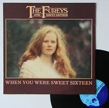 "Vinyle 33T The Fureys & Davey Arthur  ""When you were sweet sixteen"""