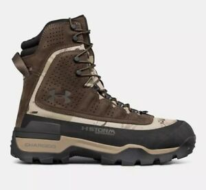 Under Armour Brow Tine 2.0 400G Hunting Boots 3000292-900 Men's US 9 NEW $200