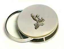 Stag Head Magnifying Reading Glass Desktop Office Lamping Shooting Gift
