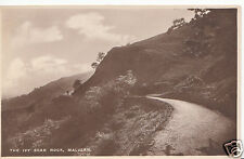Worcestershire Postcard - The Ivy Scar Rock, Malvern     A5144