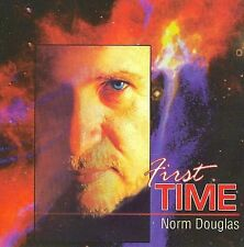 First Time - Norm Douglas (CD 1999)