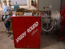 Felgenrichtmaschine, Felgenrichtbank, vollautomatische CNC Felgenreparaturanlage