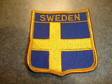 Collectible SWEDEN Flag Sewing Patch
