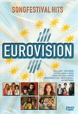 DVD Eurovision Songfestival Hits, Johnny Logan, Conny Froboess, Cliff Richard