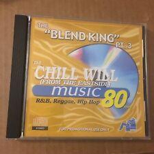DJ Chill Will FTE Blend King #3 Harlem NYC Hip Hop Blends Mixtape Mix CD
