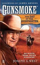 The Day of the Gunfighter (Gunsmoke, No. 6)-ExLibrary