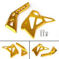 Fuel Injection Injector Cover Guard Protector for Kawasaki Z1000 2012-2017 Gold/