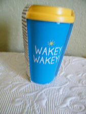 HAPPY JACKSON london NWT  TRAVEL MUG   **WAKEY WAKEY ! DOUBLE WALLED 14 OZ