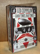 Led Zeppelin: Good Times, Bad Times - The Ultimate Collection (DVD, 2013)