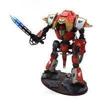 IMPERIAL KNIGHT Cerastus Knight Titan Castigator Forge World PRO PAINTED 40K