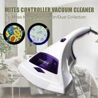 220V Portable Handheld Vacuum Cleaner UV Sterilization Dust Mites Controller