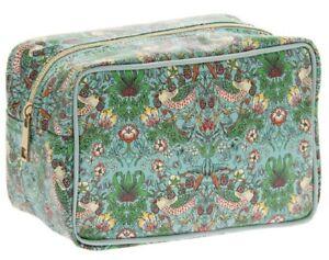 William Morris Toiletries Bag Make Up Cosmetics Travel Ladies Wash Mothers Day