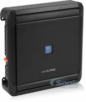 ALPINE 300W 4-Channel Class D V-Power Series Compact Car Amplifier | MRV-F300
