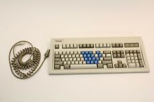 "IBM by Lexmark Model M ""Clicky"" Mechanical Keyboard AT Connector 1398601 1991"