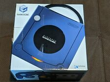 NINTENDO GameCube DOL-001 Indigo Purple  Console in Box Works