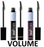 Maybelline Snapscara Volume Mascara 01 Pitch Black / 02 Black Cherry 8 ml