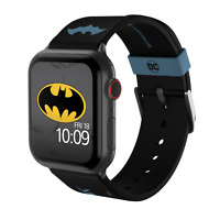 MobyFox Batman Silicone Apple Watch 38mm, 40mm, 42mm, 44mm Band ST-WNR22DCC2002
