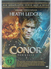 Conor, der Kelte - TV Serie 4 DVDs - Heath Ledger - Irland Fantasie, Legion Rom