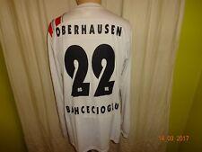 Rot- Weiß Oberhausen uhlsport Langarm Matchworn Trikot + Nr.22 Bahcecioglu Gr.L