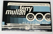 D.J. Terry Mullan - Speaker Phreaker - Promotional Sticker