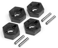 HPI Racing 115308 12mm Wheel Hex Hub Set (4) Jumpshot MT