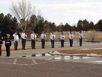 All Veterans Honor Guard - Ft Logan