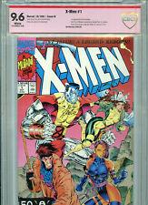 Stan Lee Autograhed X-Men #1B CBCS 9.6 NM+ VSP Marvel Comic Amricons SL1
