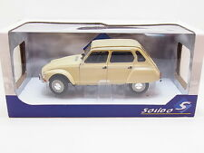 LOT 31919 | Solido Citroen Dyane 6 Beige Die-Cast Modellauto 1:18 NEU in OVP