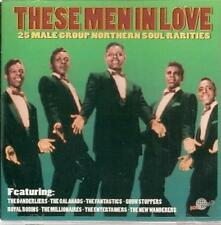 THESE MEN IN LOVE Various Artists NEW & SEALED NORTHERN SOUL CD > R&B MALE VOCAL