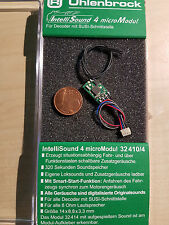 Uhlenbrock 32410 Soundmodul4 micro mit Wunschsound Neu OVP (32500 32300)