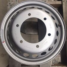 "16"" SPRINTER MERCEDES DUAL STEEL WHEEL 6X205MM 5.5"" WIDE -OEM A0024010202"