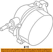 FORD OEM-Brake Vacuum Pump DL3Z2A451B